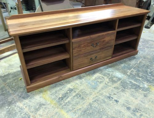 Tasmanian Blackwood Entertainment Unit
