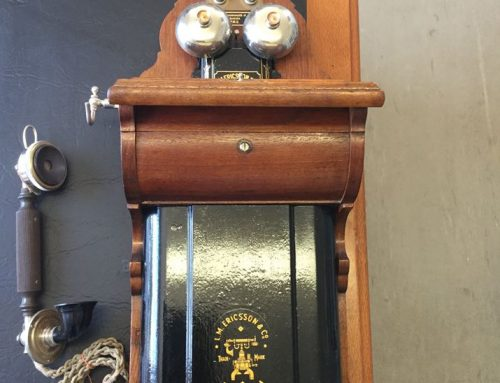 Ericsson Antique Telephone